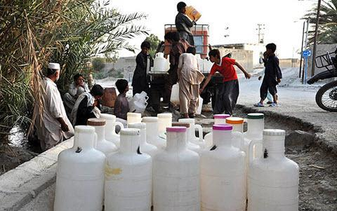 ifmat - Water disaster in Iran