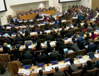 ifmat - 83 countries vote to pass UN resolution expressing serious concern over human rights abuses in Iran