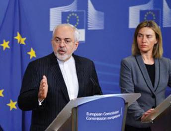ifmat - EU must stop its trade deal with Iran regime