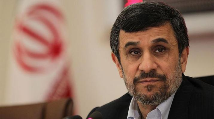 ifmat - Iran blocked Ahmadinejad sites after fiery speech