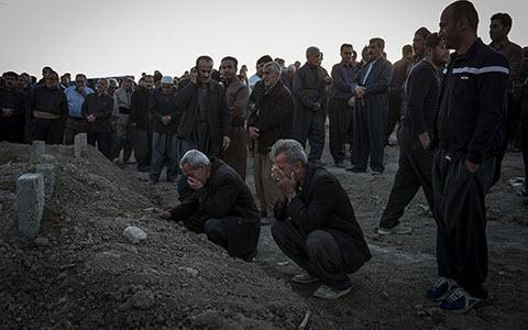 ifmat - Iran people left to suffer alone in aftermath of devastating earthquake