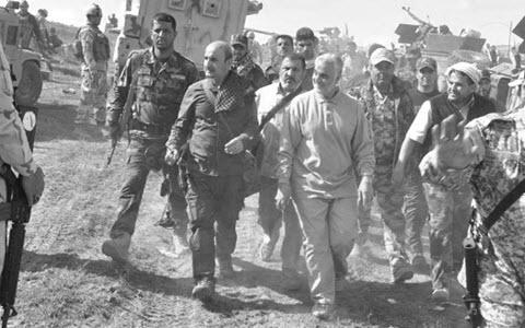 ifmat - Iran regime filling void left by ISIS
