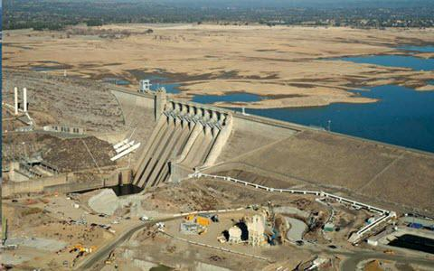 ifmat - Iran regime is hidding information on dams