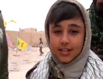ifmat - Iran regime recruits children in its wars