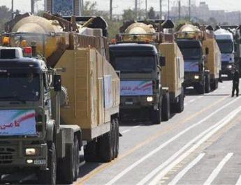 ifmat - Iran regime's ballistic missile programme is a huge problem