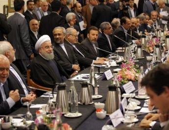 ifmat - Iran rejects Macron call for talks on missile issue