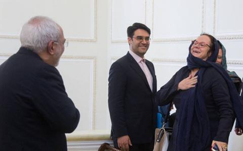 ifmat - MEPs Criticised for Propaganda Visit to Iran
