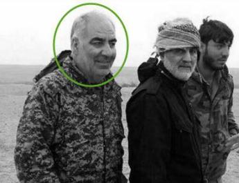 ifmat - One of the senior IRGC commanders killed in Syria