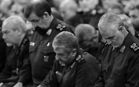 ifmat - The fear and panic of Iran regime, from new sanctions and terrorist designation of IRGC
