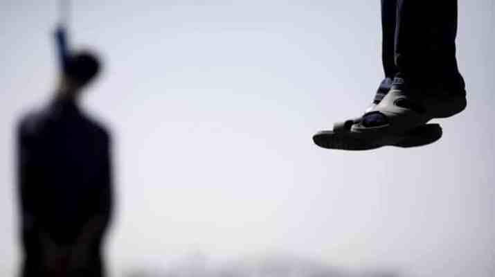 ifmat - A prisoner was hanged in Iran