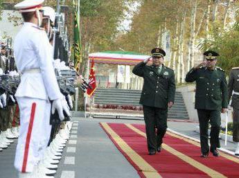 ifmat - China, Iran to Deepen Military Ties