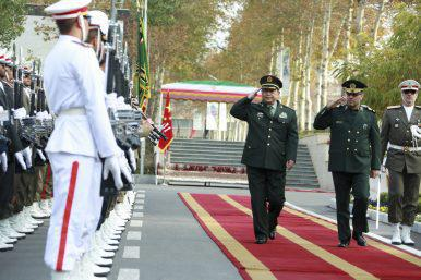 ifmat - China, Iran to Deepen Military Ties