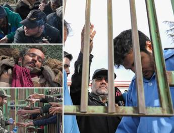 ifmat - Drug adicts arrested and sentenced to death in Iran