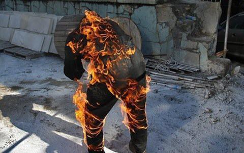 ifmat - Increased self immolation in Iran