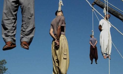 ifmat - Iran executes 7 as world marks Human Rights Day