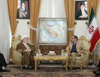 ifmat - Iran warns against dissolving Iraq Popular Mobilization Forces