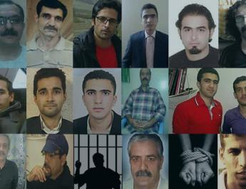 ifmat - Protesting political prisoners refuse meal in Iran prison