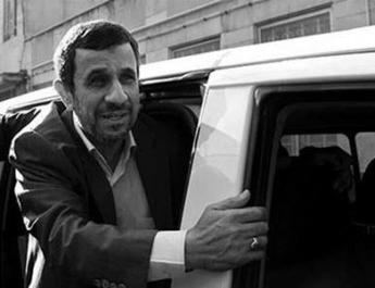 ifmat - What Ahmadinejad and Larijani brothers fighting over