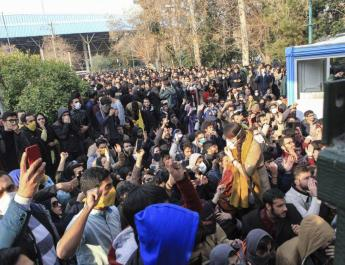 ifmat - A report on violation of human rights of Iran protesters