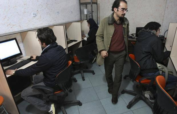ifmat - Iran is blocking major US based social media sites to control flow of information