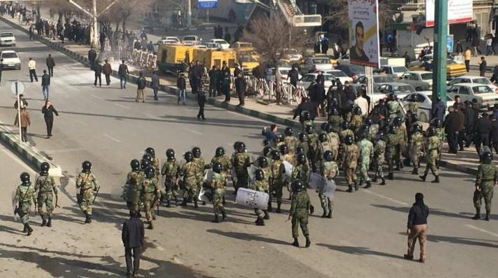 ifmat - Iran must allow peaceful protest and stop the violence