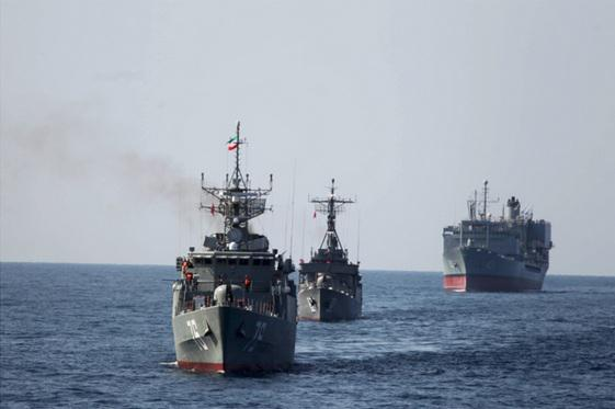 Iran's navy held annual drill near key Strait of Hormuz