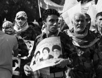ifmat - Iran regime deploys fightets from syrian civil war