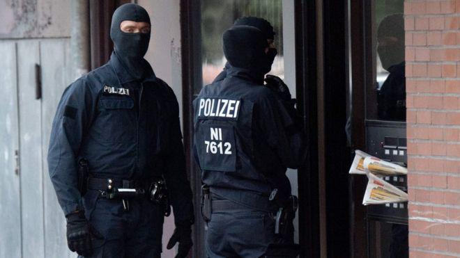 ifmat - Iranian spies targeted in German police searches
