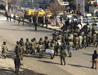 ifmat - Mass arrests in City of Izeh Iran