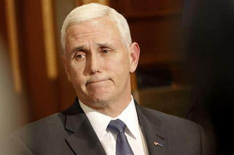 ifmat - Mike Pence urges Europeans to change Iran nuclear deal