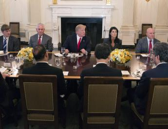 ifmat - Trump, Haley Press UN Security Council on Iran