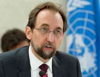 ifmat - UN says Iran to respect the rights of all demonstrators