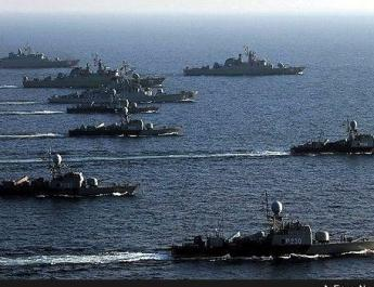 ifmat - US Navy says it received Iran broadcast about naval exercise