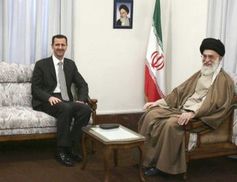ifmat - Assad in danger if he allows Iran to attack Israel from Syria