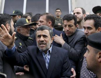 ifmat - Former Iranian president slams regime