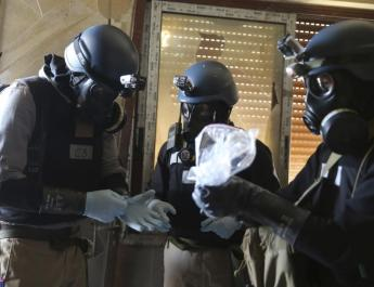 ifmat - Germany sold technology to Iran for use in Syrian chemical attacks