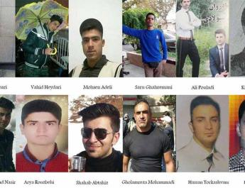 ifmat - Human rights violations in Iran continue