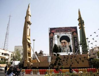 ifmat - Iran WAR threat - shows off new nuclear-capable ballistic missile