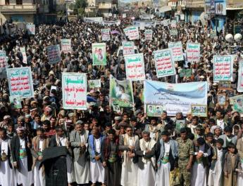 ifmat - Iran-backed Houthis from Yemen launch another missile at Saudi Arabia