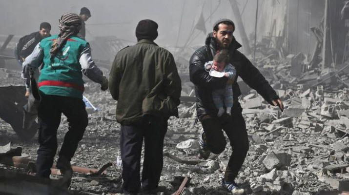 ifmat - Iran is continuing its criminal attacks and killings in Syria
