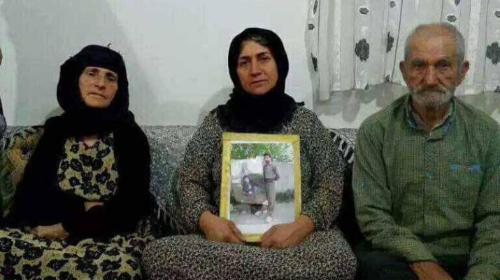 ifmat - Iran pressures mother to force her son to break hunger strike