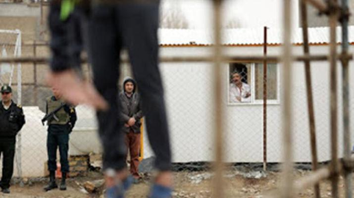 ifmat - Juvenile offender sencenced to death in Iran