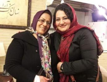 ifmat - Mother of Atena Daemi assaulted in front of Evin prison