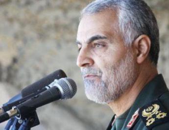 ifmat - Qassem Soleimani pledged retaliation for most wanted terrorist