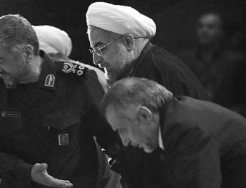 ifmat - Solving the Iran Problem Must Include Regime Change