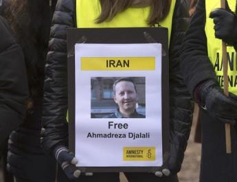 ifmat - Swedish academi'c death sentence in Iran is definitive