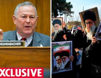 ifmat - Trump congressman Irans days are numbered