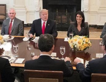ifmat - US puts more pressure on Iran