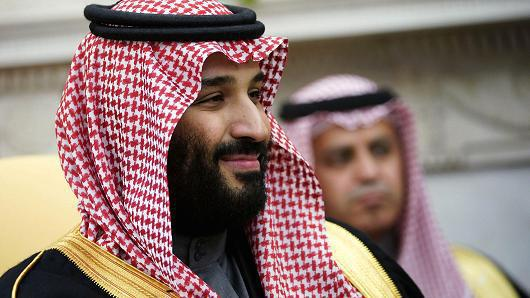 ifmat - Crown prince Mohammed bin Salman see Iran as a grave threat