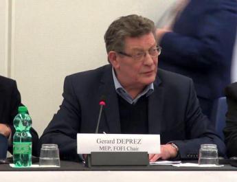 ifmat - European lawmakers support democratic change in Iran